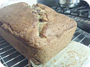 Banana loaf 2 PM