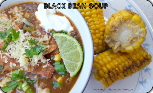 black bean soup1 PM