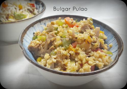 Bulgar Pulao